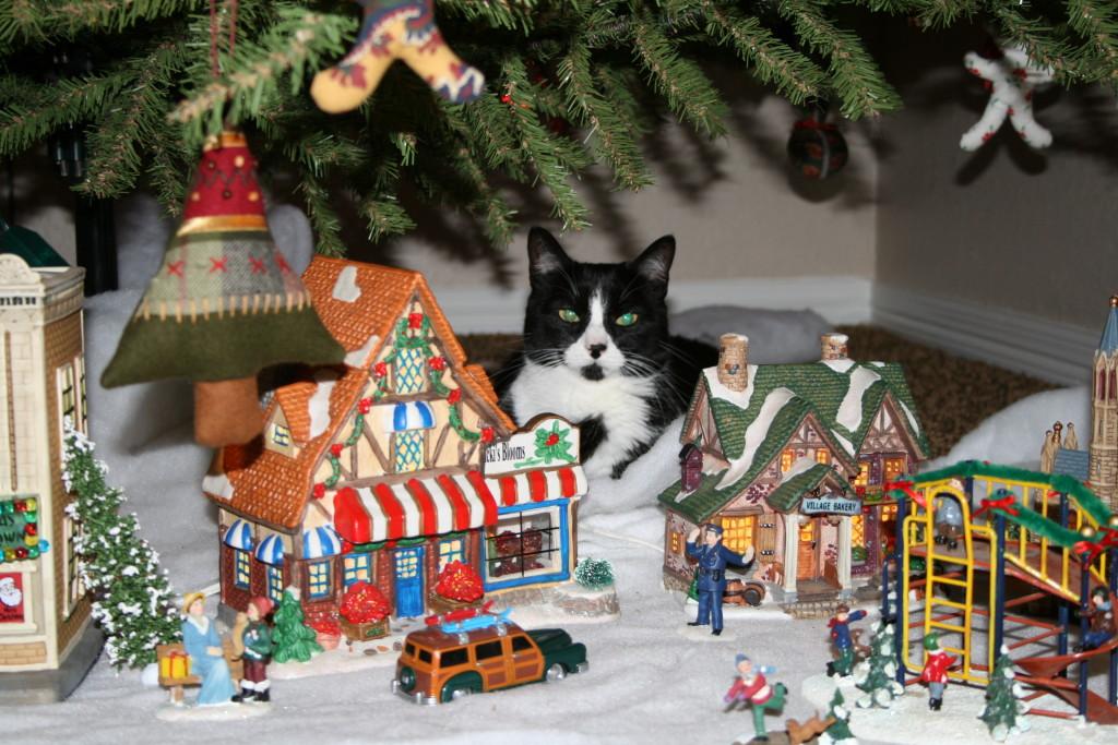 Merry Christmas From Hiro