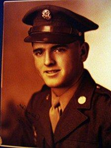 Patrick Errett Welch, WWII
